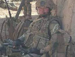 Lance Corporal Andy Francis