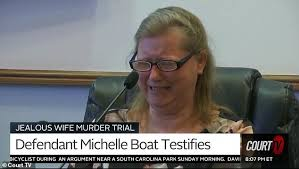 Michelle Lee Boat